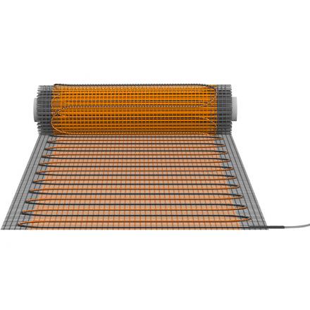 Теплый нагревательный мат Теплолюкс ProfiMat 450Вт/2,5м2