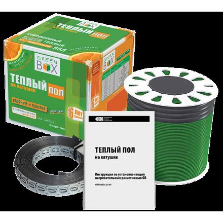 Двухжильный кабель Теплолюкс Комплект GREEN BOX GB-200