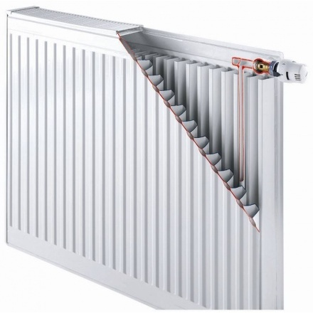 Радиатор стальной Buderus K-Profil 223001800