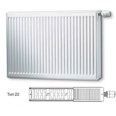 Радиатор стальной Buderus K-Profil 22500900