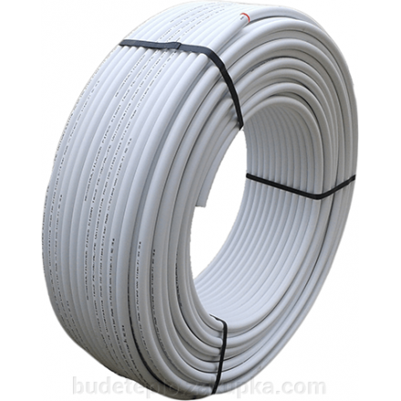 Труба металлопластиковая Tigris Alupex PEX/AL/PEX d-25x2,5