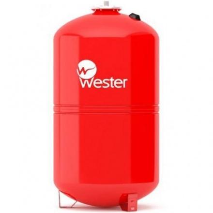 Бак мембранный для отопления Wester WRV 100