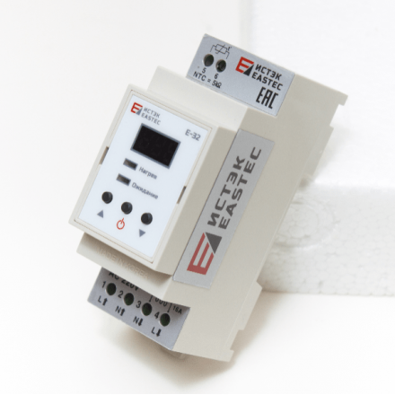 Терморегулятор EASTEC E-32 (на DIN-рейку)