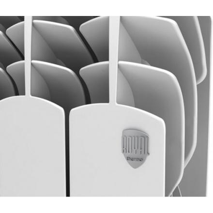 Радиатор алюминиевый Royal Thermo Revolution 500 ребра