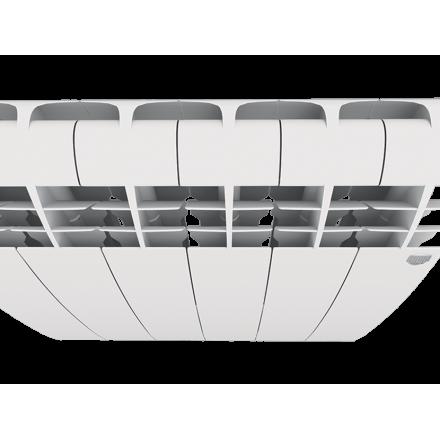 Радиатор алюминиевый Royal Thermo Revolution 500 вид сверху