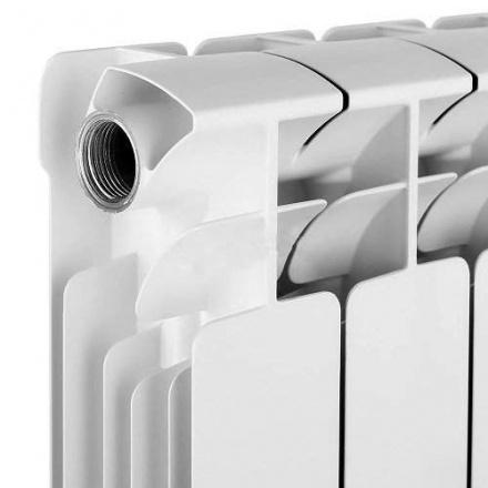 Радиатор биметаллический Rifar Base 500 боковое подключение