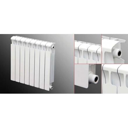 Радиатор отопления Rifar Monolit 350 в интерьере