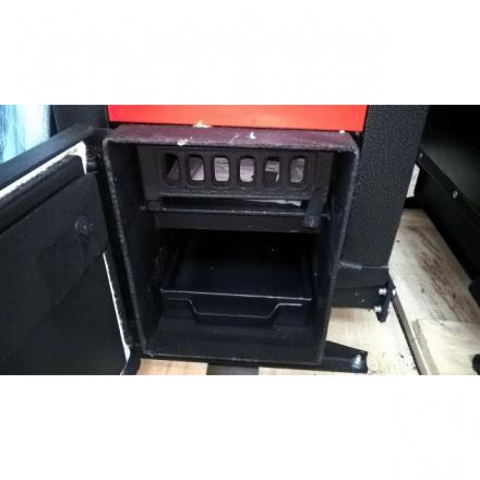 Твердотопливный котел Galmet ZULU GT KW Z 30 кВт