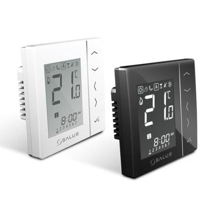 Программируемый термостат для скрытой проводки Salus VS30W/VS30B с 3 ур температуры