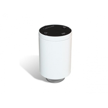 Беспроводная мини термоголовка с питанием от батареек для радиаторов отопления Salus TRV10RFM