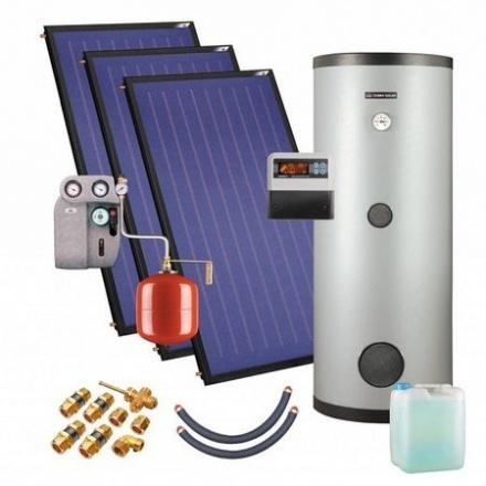 Солнечная водонагревательная установка Kospel ZSH-3/300 triSOL