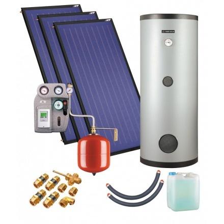 Солнечная водонагревательная установка Kospel ZSH-3 triSOL