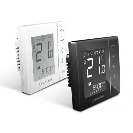 Беспроводной цифровой термостат для скрытой проводки 4 в 1 Salus VS10WRF/VS10BRF