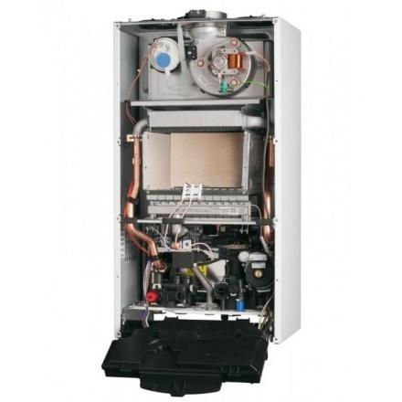 Газовый котел Ariston Clas Evo 24 FF внутренности
