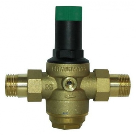 """Клапан понижения давления Honeywell D06F-1/2""""B"""