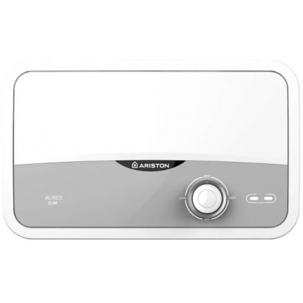 Проточный водонагреватель Ariston AURES S 3.5 SH PL