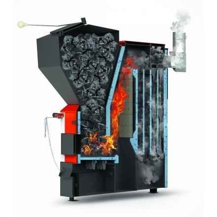 Автоматический котел длительного горения «АТУМ 55»