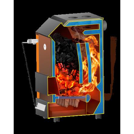 Котел отопительный длительного горения «Магнум-15»