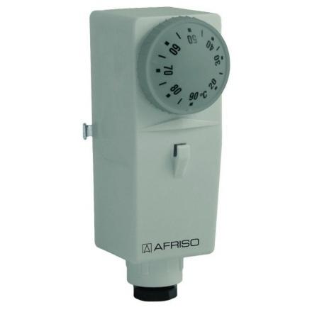 Термостат накладной механический  AFRISO BRS