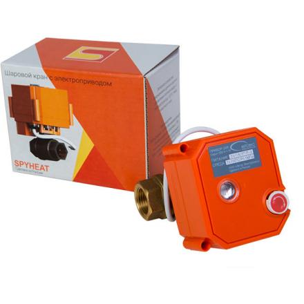 Шаровый кран для системы защиты от протечек воды ТРИТОН 3/4 дюйма