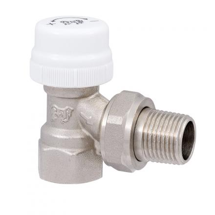 Клапан PROFACTOR радиаторный термостатический угловой 1/2''