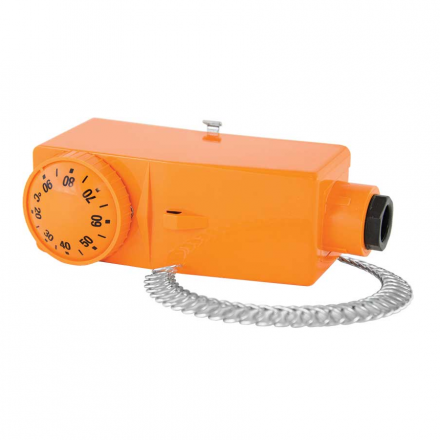 Термостат накладной PROFACTOR (16A, 250B) PF TC 640