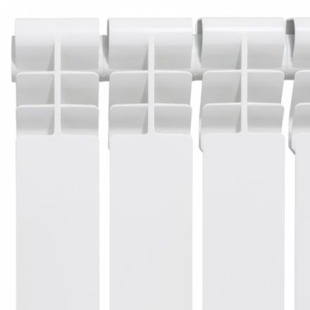 Радиатор алюминиевый Standard Hidravlika Economic A80 (500/80)