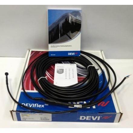 Нагревательный кабель DEVIsnow 30T 27 м