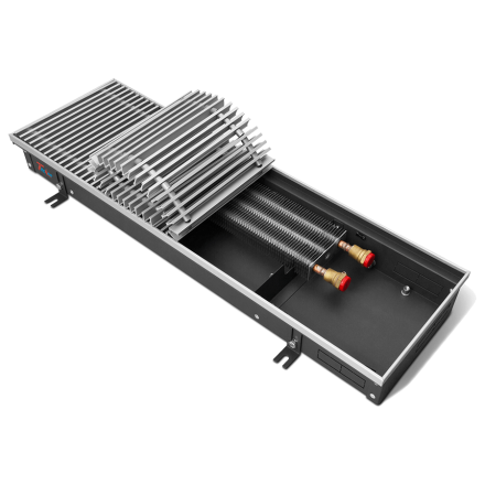 Внутрипольный конвектор Techno Usual KVZ 200-105