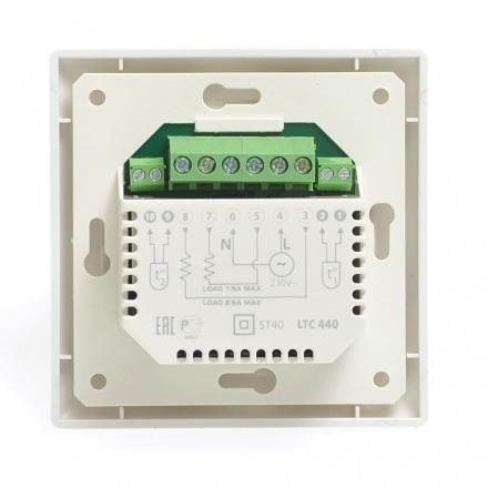 Двухзонный терморегулятор AURA LTC 440