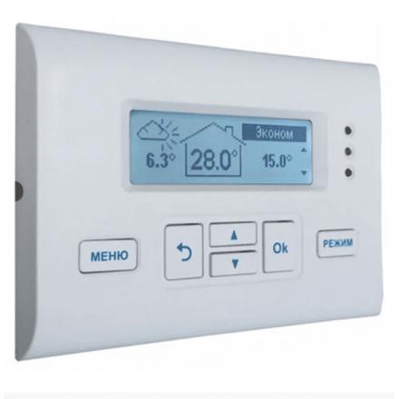 Панель ручного управления термостатами и контроллерами ZONT МЛ-732