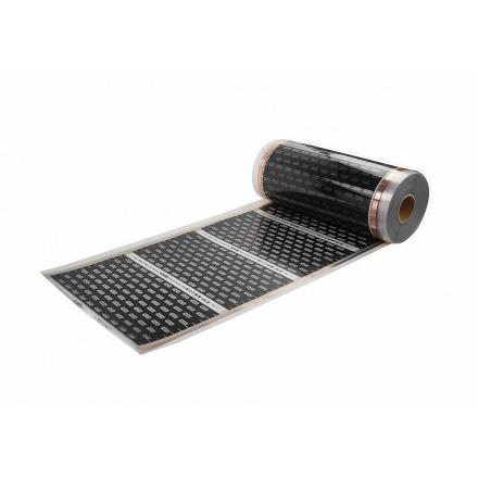 Инфракрасный теплый пол EASTEC 220W в развернутом виде