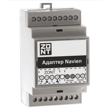 Адаптер ZONT к газовым котлам Navien