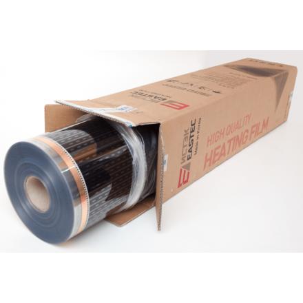 Инфракрасный пленочный теплый пол EASTEC 220W в упаковке