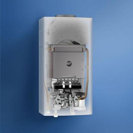 Газовый водонагреватель Нева 4508