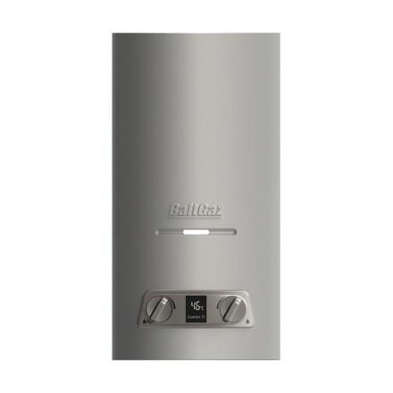 Газовый водонагреватель Нева 4511 серебро