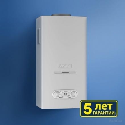 Газовая колонка НЕВА 4510 (серебро)