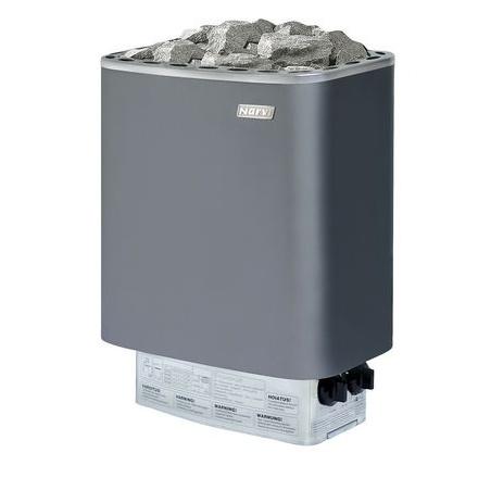Электрическая печь Narvi NM 450 серая 4,5 кВт