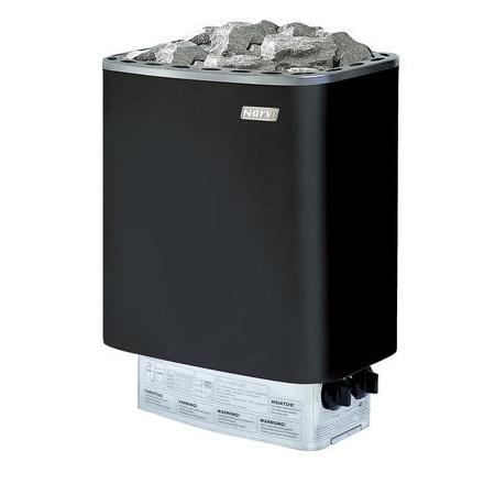 Электрическая печь Narvi NM 450 черная 4,5 кВт
