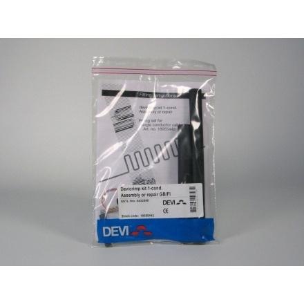 Ремнабор Devi с термоусадкой для саморегулируемого кабеля