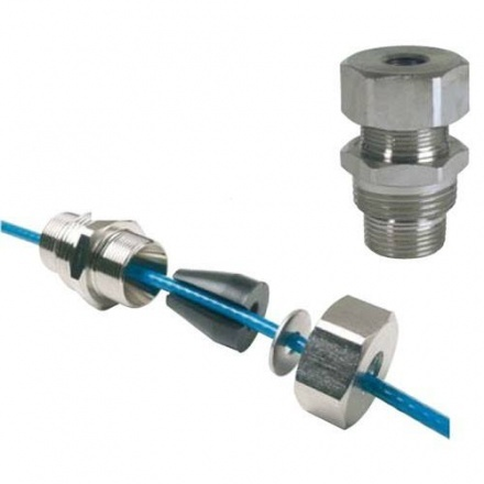 Муфта Devi для установки кабеля DPH-10 в трубу