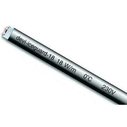 Саморегулируемый кабель DEVI-Iseguard™ 18