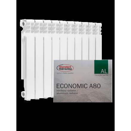 Алюминиевый радиатор Стандарт Гидравлика Экономик A100 (500/100)