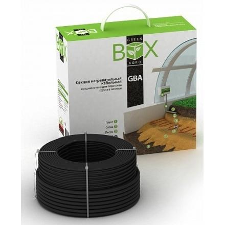 Комплект для обогрева грунта GREEN BOX AGRO 14GBA-650
