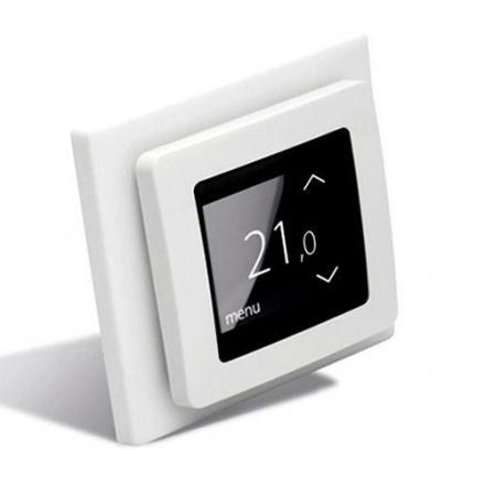 Терморегулятор DEVIreg™ Touch (полярно-белый)