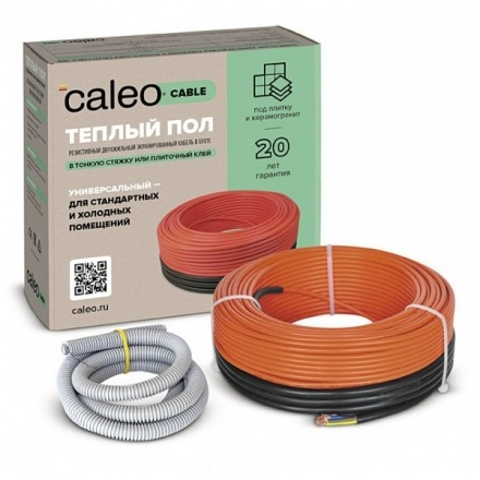 Нагревательный кабель Caleo Cable 18W-100