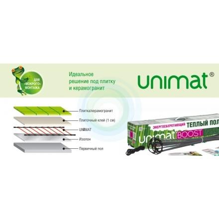Нагревательный мат Caleo Unimat Boost-0200