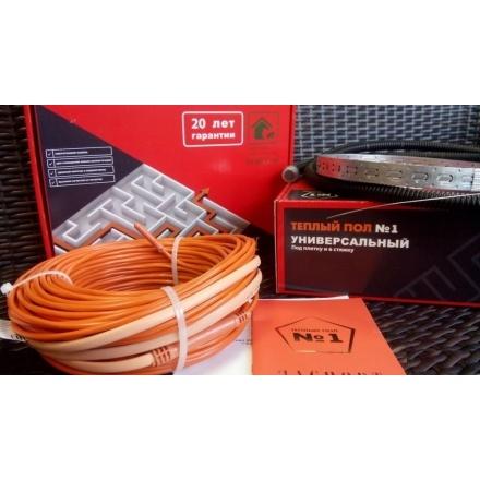 Нагревательный кабель под плитку и в стяжку Теплый пол №1 СТСП-900