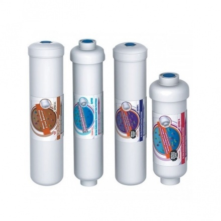 Комплект картриджей Aquafilter SPURE-CRT