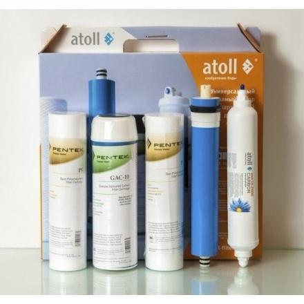 Набор фильтроэлементов Atoll №102 (для А-560,А-560Е,Еm,Ecp)